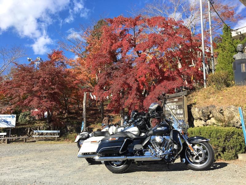 埼玉県秩父のバイク神社「小鹿神社」の基本情報と周辺グルメ